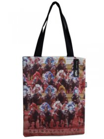 Tote Bag 40x33cm Melbourne Cup Red