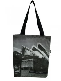 Tote Bag 40x33cm Opera House B&W