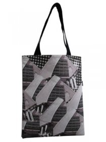 Tote Bag 40x33cm Fremantle Maritime B&W