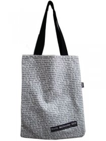 Tote Bag 40x33cm The Streets - Available For Any Suburb