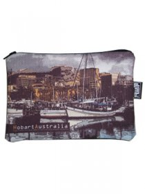 Pencil Case 18x10cm Hobart Harbour