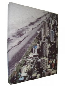 Art Canvas Small 20x25 Gold Coast Beachside
