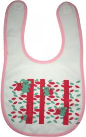 Bib Koala Fun Red