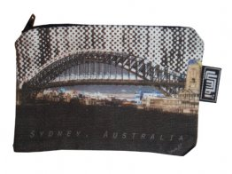 Pencil Case 18x10cm Harbour Bridge