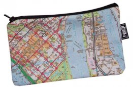 Pencil Case 18x10cm Brisway CBD Map