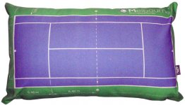 Cushion 50x30cm Melbourne Tennis