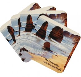 Coasters Set of 4 Twelve Apostles