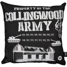 Cushion Collingwood Army