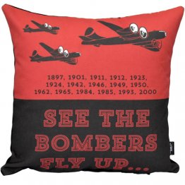 Cushion Essendon FC - See The Bombers Fly Up