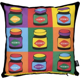 Cushion Pop Art Vegemite