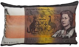 Cushion 50x30cm Old Money $1
