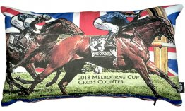 Cushion 50x30cm Melbourne Cup Winner 2018