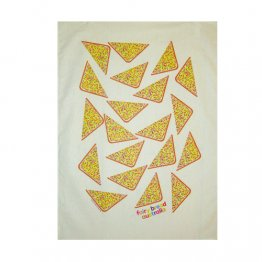 Tea Towel 50x70cm Linen/Cotton Fairy Bread