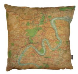 Cushion Brisbane G&G Map