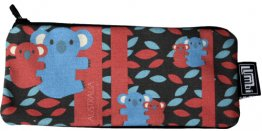 Glasses Case 19x8cm Koala Fun