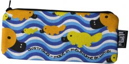 Glasses Case 19x8cm Platypus Fun