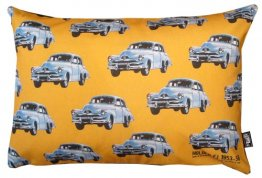 Cushion 50x35cm Holden FJ 1953-65 Orange