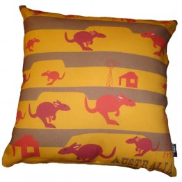 Cushion Kangaroo Fun
