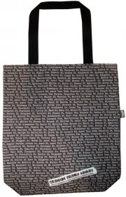 Large Tote 40x30x10cm The Streets