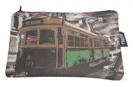 Pencil Case 18x10cm The Lucky Tram