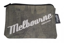 Ipod / Coin Case 13x9cm Melbourne Heritage