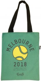 Tote Bag 40x33cm Melbourne 2018 Tennis Capital