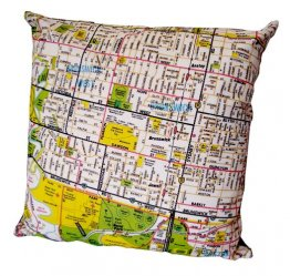 Cushion Melway 1966 for most suburbs