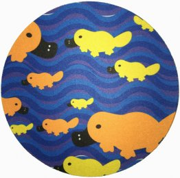 Mouse Pad Platypus Fun