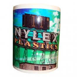 Mug Nylex Plastics Sign Green