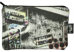 Pencil Case 18x10cm ACDC Lane