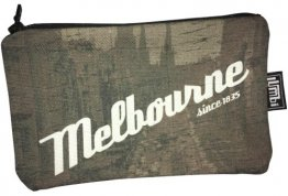 Pencil Case 18x10cm Melbourne Since 1835