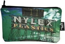 Pencil Case 18x10cm Nylex Plastics Sign Green