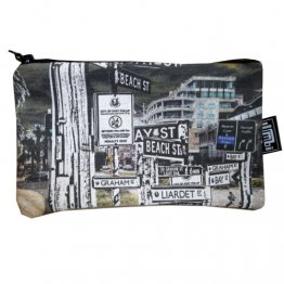 Pencil Case 18x10cm Port Melbourne Street Signs