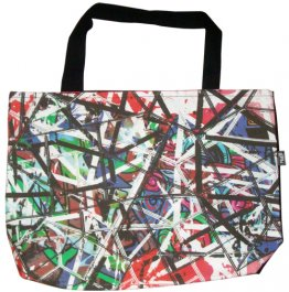 Shopper Bag 30x40x10cm Federation Square