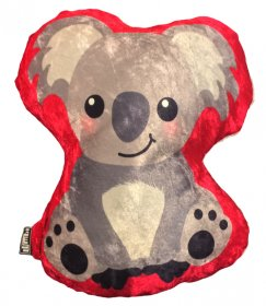 Soft Toy Cushion Koala Fun