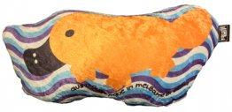 Soft Toy Cushion Platypus Fun