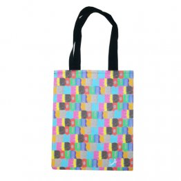 Tote Bag 33X40cm Colourful Melbourne