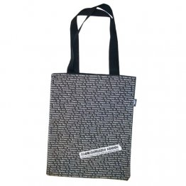 Tote Bag 33X40cm Melbourne The Streets Black