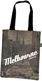 Tote Bag 40x33cm Melbourne Since 1835