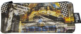 Glasses Case 19x8cm Flinders Street Yellow