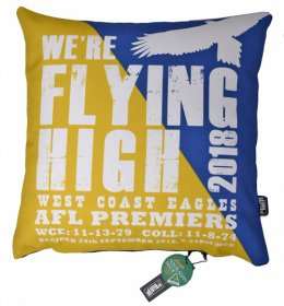 Cushion Flying High 2018 West Coast Eagles