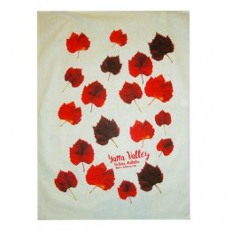 Tea Towel 50x70cm Linen/Cotton Yarra Valley