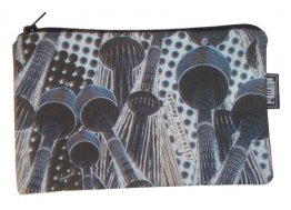Pencil Case 18x10cm Centrepoint Towers