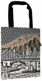 Tote Bag 40x33cm Story Bridge