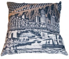 Cushion Story Bridge Tan