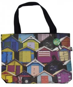 Shopper Bag 30x40x10cm Brighton Beach Boxes