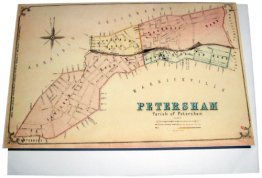 Greeting Card A6 Petersham 1885