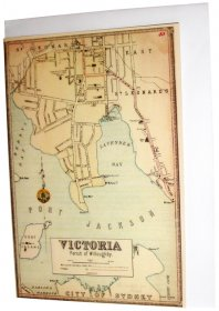 Greeting Card A6 Victoria 1885