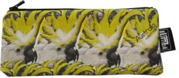Glasses Case 19x8cm Cockatoo