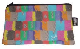 Pencil Case 18x10cm Colourful Melbourne